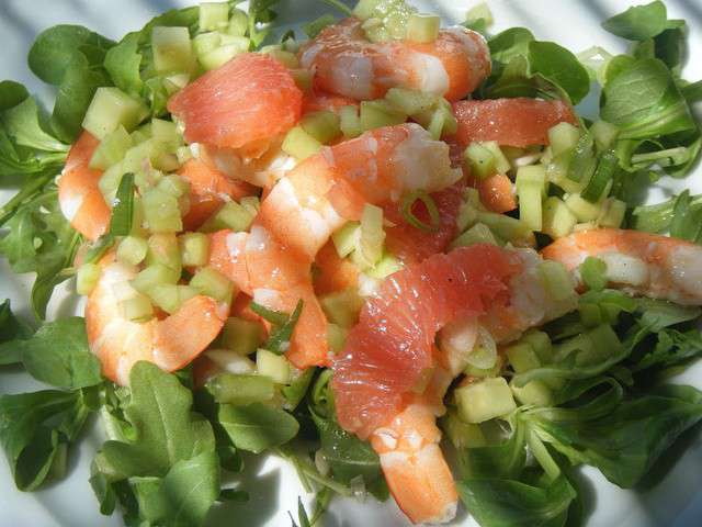 Les meilleures recettes de crevettes de midi cuisine - Recette cuisine sur tf1 midi ...