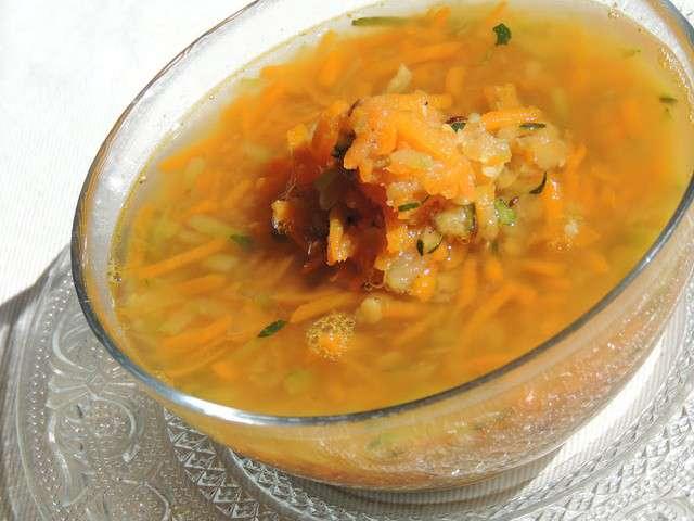 Recettes de potage de midi cuisine - Recette cuisine sur tf1 midi ...