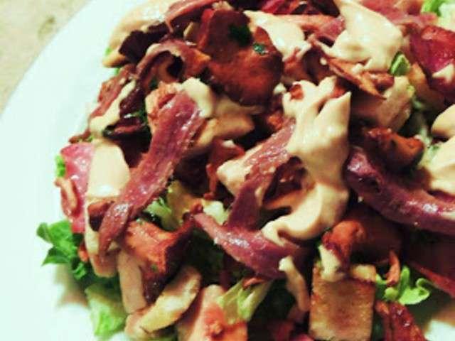 Recettes de salades de midi cuisine - Recette cuisine sur tf1 midi ...