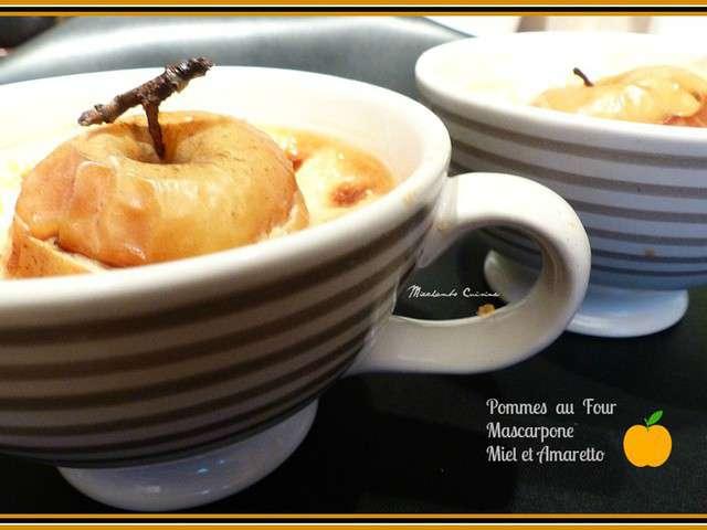 Recettes de pommes au four et mascarpone - Cuisine au mascarpone ...