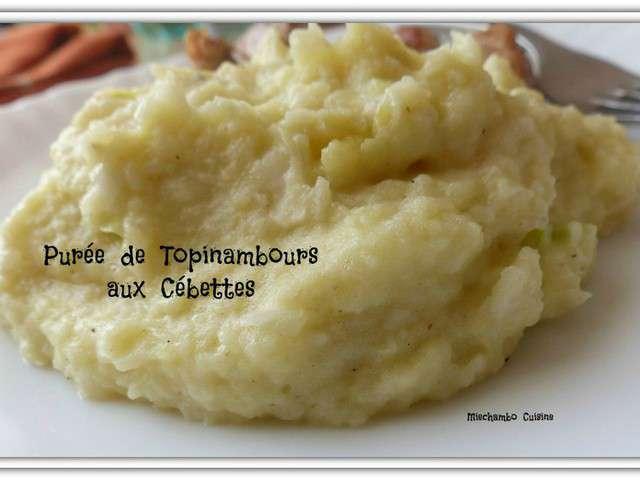 Recettes de pur e et topinambour - Cuisiner des topinambours ...