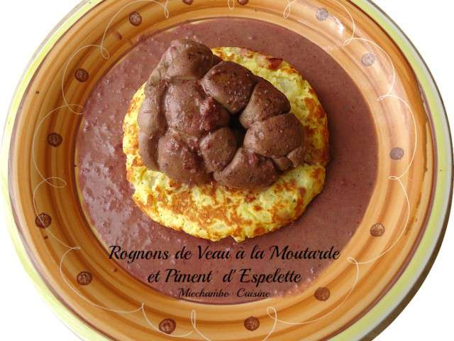 Recettes de rognons de veau et rognons 2 - Cuisiner rognons de veau ...