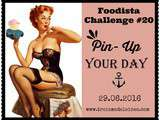 Pin-up your cookie Foodista challenge #20