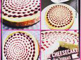 The cheesecake new-yorkais