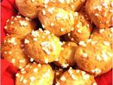 Chouquettes by thermomix