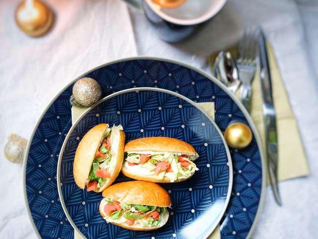 Recettes de navettes et saumon - Blog mimi cuisine ...