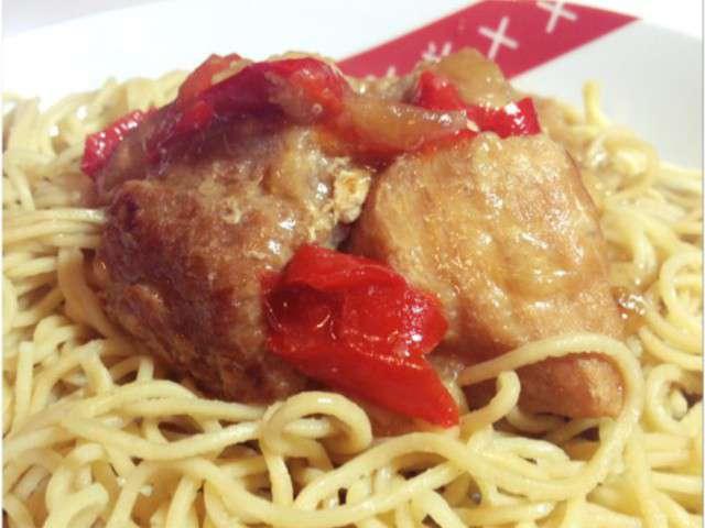 Recettes de porc de mimi cuisine - Blog mimi cuisine ...