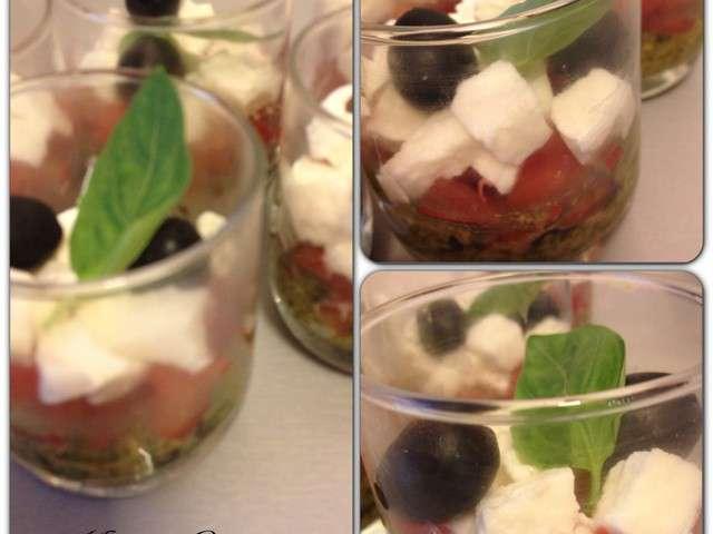 Recettes de verrines de mimi cuisine - Blog mimi cuisine ...
