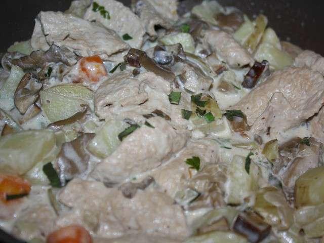 Recettes de pleurotes - Cuisiner les pleurotes ...