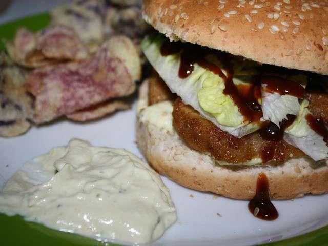 recettes de burger de a z 34. Black Bedroom Furniture Sets. Home Design Ideas