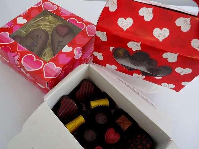 Recettes de confiserie et saint valentin - Cuisine saint valentin ...