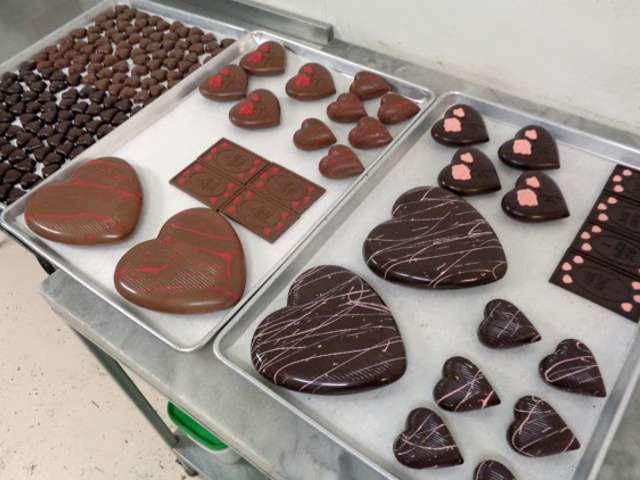 Recettes de st valentin de mini cuisine - Cuisine saint valentin ...