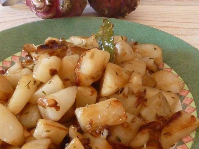 Les meilleures recettes de topinambour - Cuisiner des topinambours ...