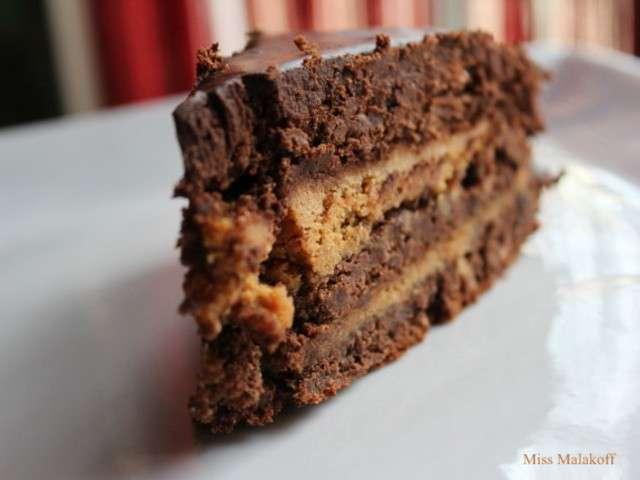 recettes de g teau au chocolat de miss malakoff cuisine. Black Bedroom Furniture Sets. Home Design Ideas