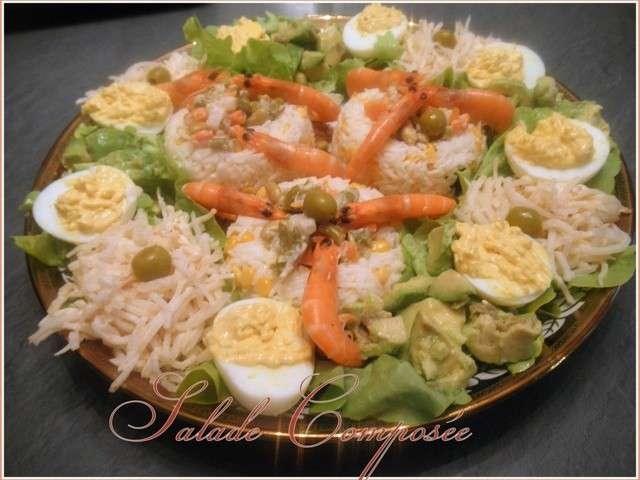 Recettes de salade compos e 17 Idee cuisine facile