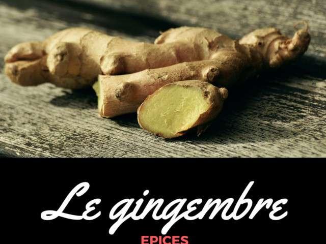Recettes de gingembre de mon bonheur gourmand - Cuisiner le gingembre ...