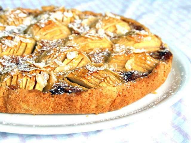 Recettes De Tarte Aux Pommes De Mon Journal De Cuisine