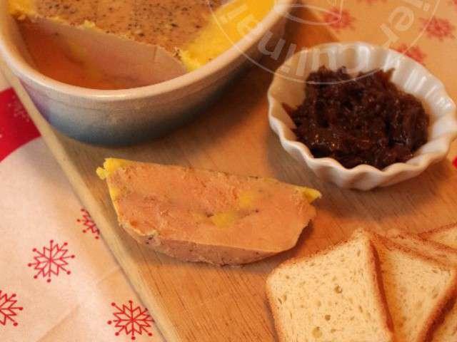 recettes de foie gras et repas de f te. Black Bedroom Furniture Sets. Home Design Ideas