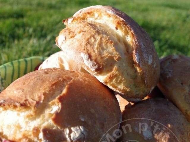 Recettes de levure s che - Recette pain sans levure ...