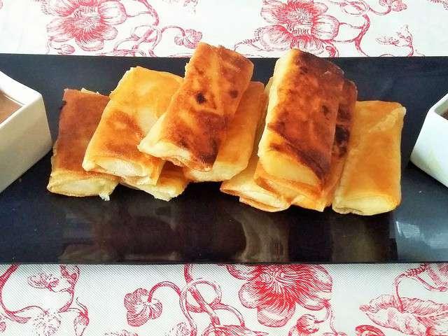 recettes de compote de pommes et vanille