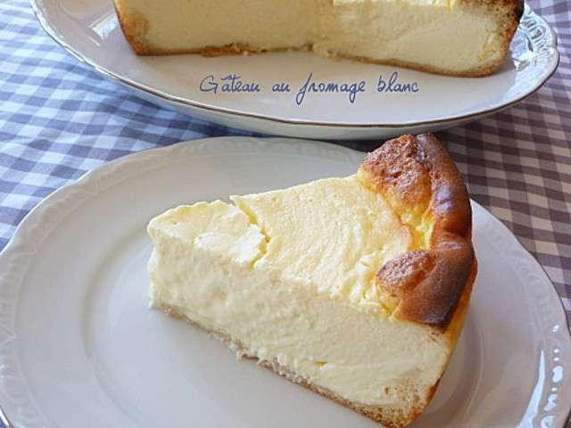 Gateau au fromage blanc amour de cuisine holidays oo for 1 amour de cuisine