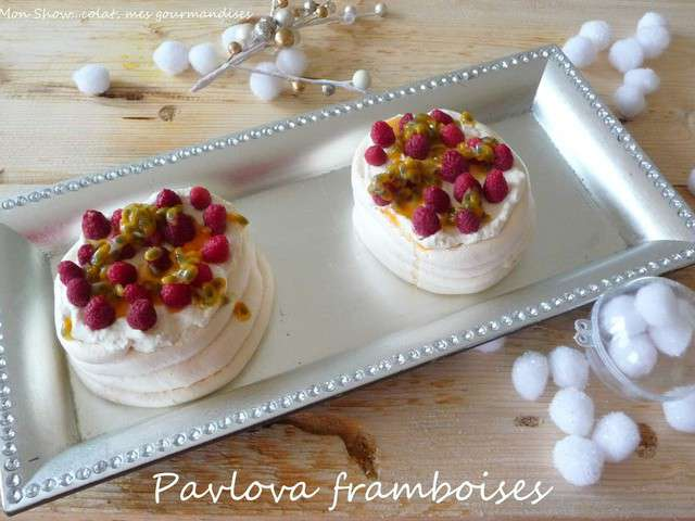 recettes de pavlova et fruit de la passion. Black Bedroom Furniture Sets. Home Design Ideas
