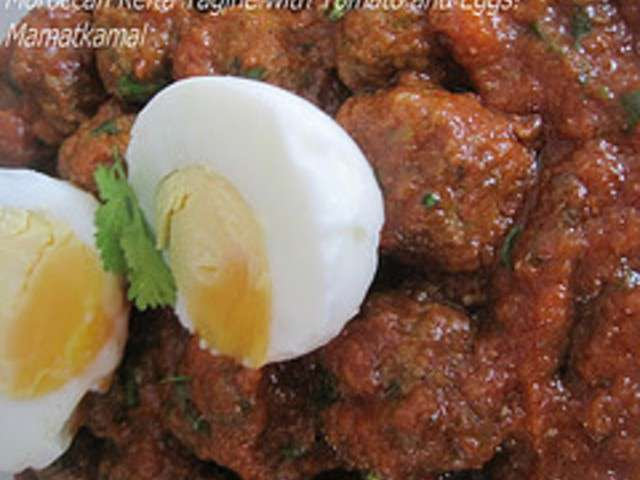 Kefta, Tomato And Egg Tagine Recipes — Dishmaps