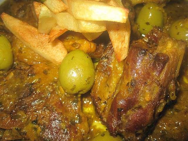 Recettes d 39 agneau de moroccan cuisine marocaine for Cuisine marocaine