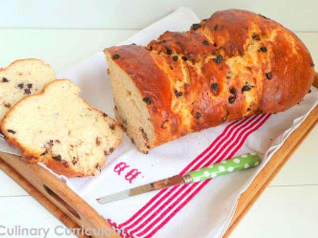 Recettes de pain au lait et chocolat - Pain au lait recette ...