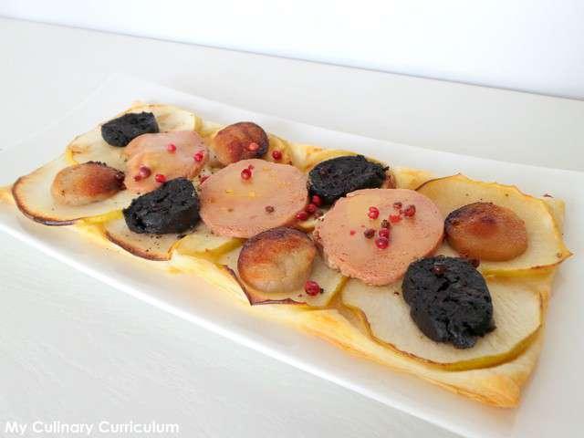 Recettes de boudin et foie gras - Recette de foie gras ...