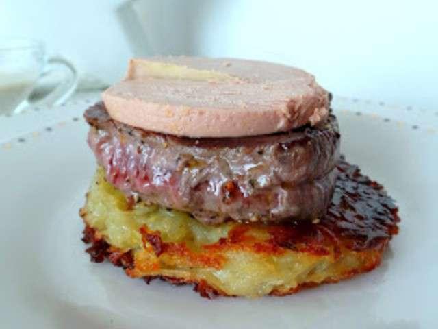 Recettes de foie gras et b uf - Recette de foie gras ...