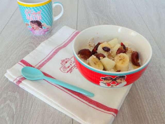 Recettes de petit d jeuner de my culinary curriculum - Recette pour petit dejeuner ...