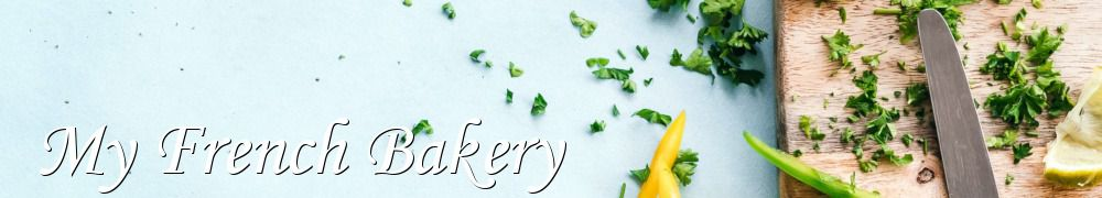 Recettes de My French Bakery