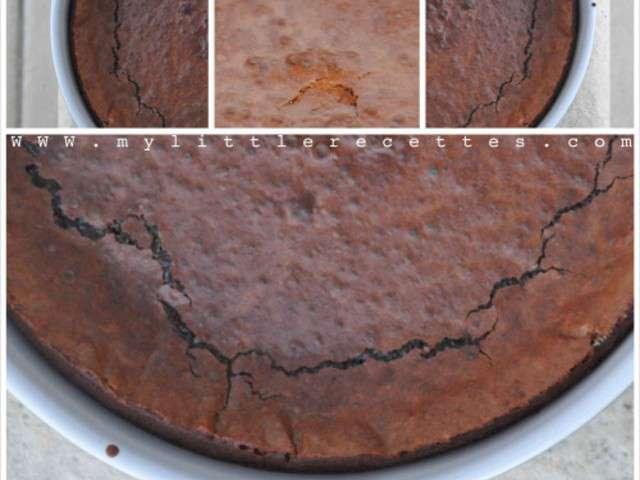 Recettes de fondant au chocolat de my little recettes - Recettes fondant au chocolat ...
