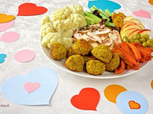 Recettes de st valentin et cuisine vegane - Cuisine saint valentin ...