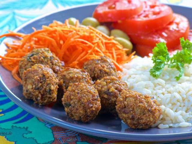 Recettes de falafel et cuisine vegane - Cuisine bernard falafel ...