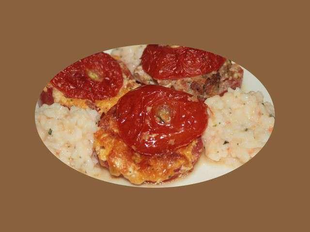 Recettes de tomates farcies et cuisine v g tarienne for Cuisine vegetarienne