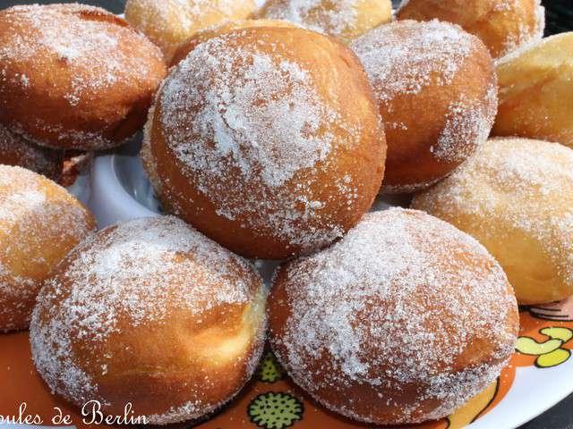 Recettes de beignets et chocolat - Recette beignet au sucre moelleux ...