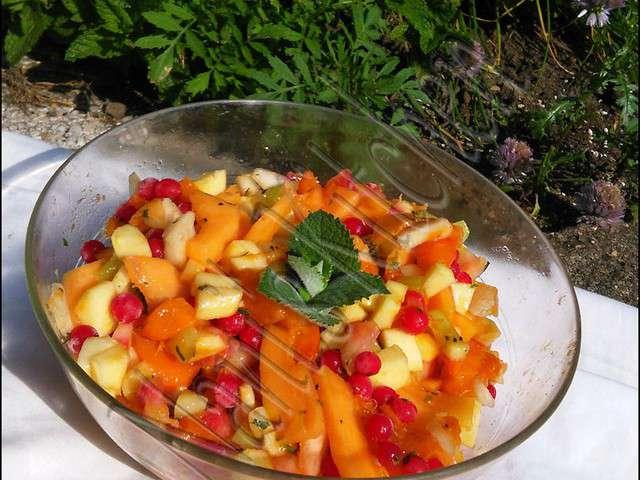 recettes de salade de fruits d 39 t de nani 39 s kitchen. Black Bedroom Furniture Sets. Home Design Ideas