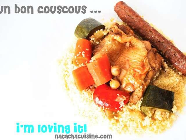 Les meilleures recettes de couscous au poulet - C est au programme cuisine ...