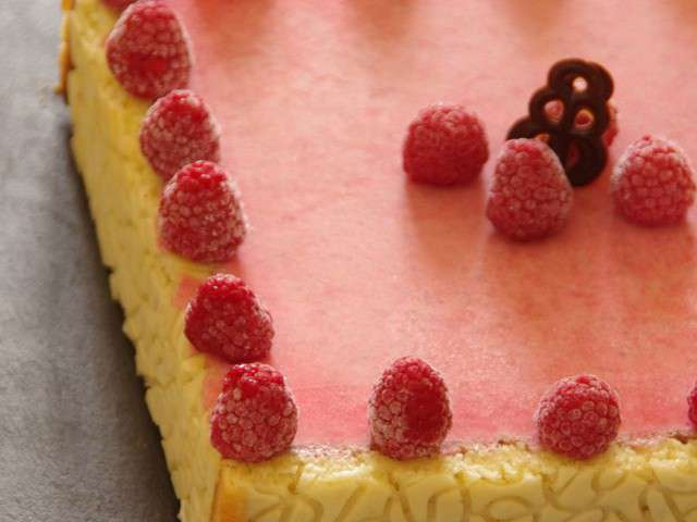 Recettes de framboises et entremets 4 - Blog de cuisine hanane ...