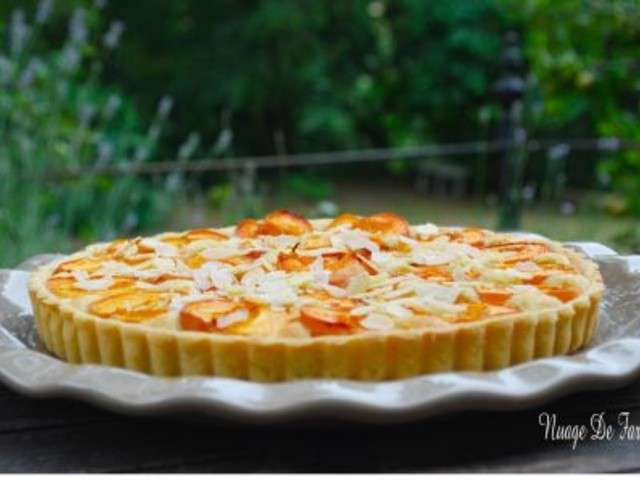 Les meilleures recettes de tarte aux abricots et abricot 10 - Recette de tarte aux abricots ...