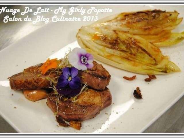 Recettes de foie gras et pomme 6 for Chutney de pommes pour foie gras