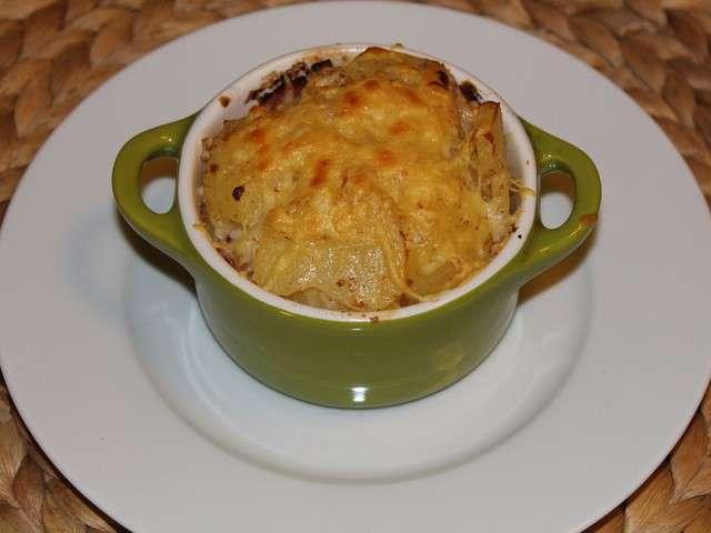 Recettes de gratins et fromage 15 - Cote de boeuf a la cocotte ...