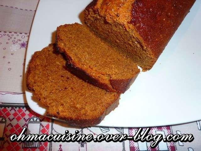 Recettes de pain d 39 pice et moelleux - Recette pain d epice sans oeuf ...
