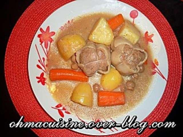 Les meilleures recettes de paupiettes et paupiettes de - Cuisiner paupiettes de veau ...