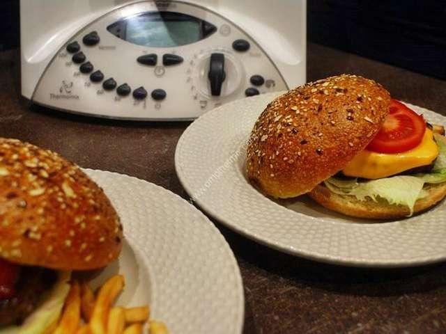 hamburger thermomix