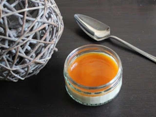 Recettes de mangue et fruit de la passion 2 - Panna cotta agar agar thermomix ...
