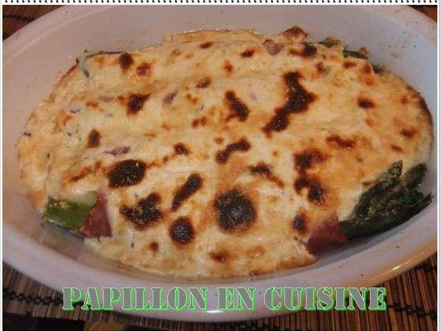 Recettes d 39 asperges vertes et mascarpone - Cuisine au mascarpone ...