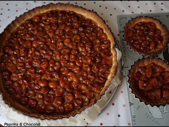 Recettes de paprika chocolat - Recette tarte aux chocolat ...